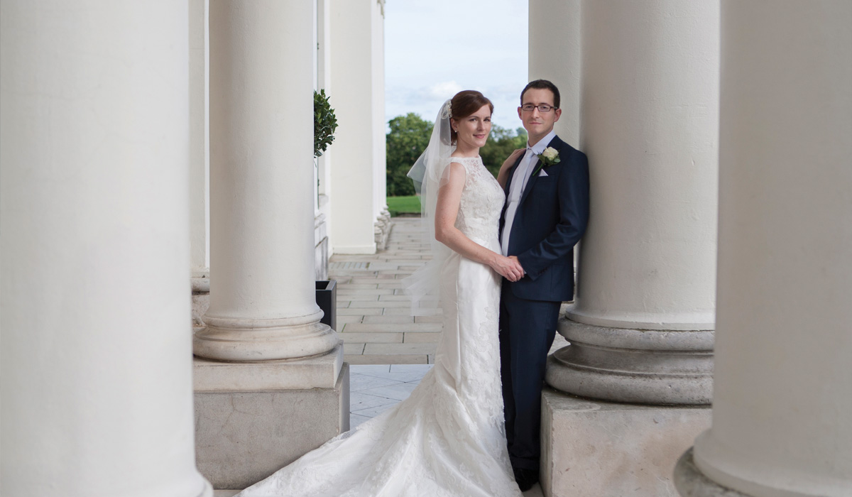 Vintage Essex Wedding at Hylands